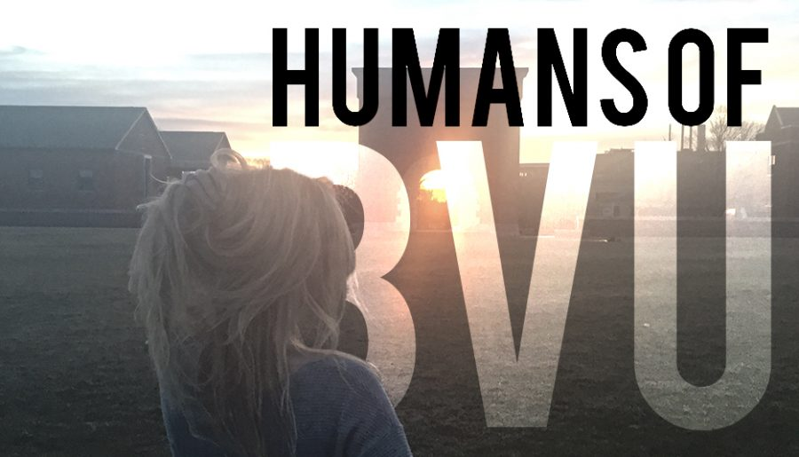 Humans of BVU: Susie Haack