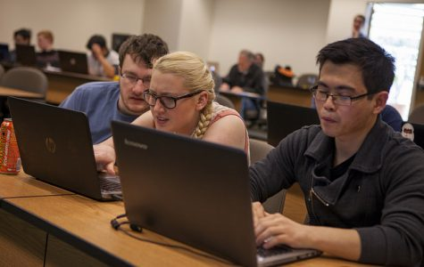 Third annual Capture the Flag computer security contest fosters camaraderie