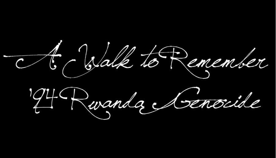 BVU holds Remembrance Walk for Rwandan Genocide
