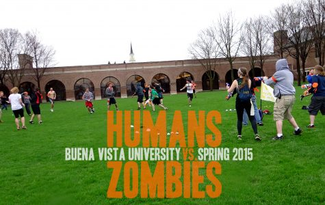 Humans vs. Zombies: Spring 2015