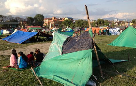 Chaplain and alumni experience Nepal earthquake firsthand