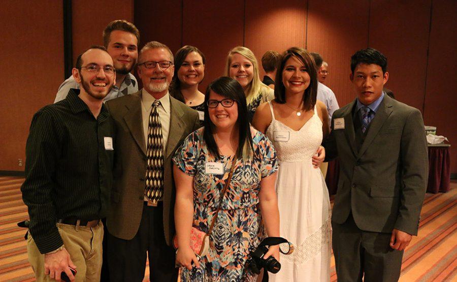 Digital Media alumni celebrate 'Bruceification'