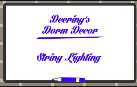 Deering's Dorm Decor