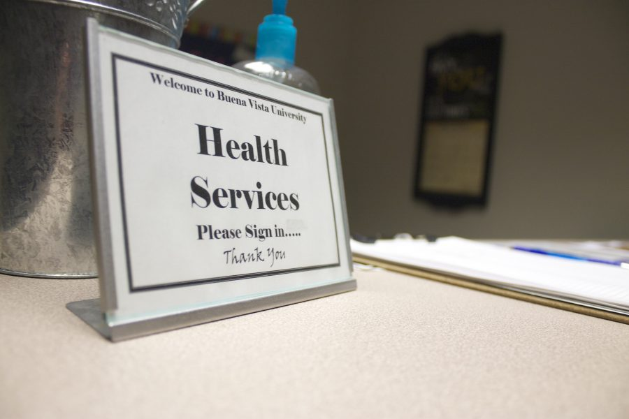Health Services: Fall report for campus illness