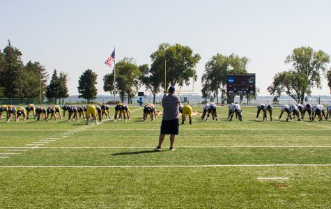 Beaver football looking to replace several graduated seniors