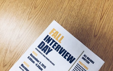 ICoRN Fall Interview Day welcomes nine students from BVU