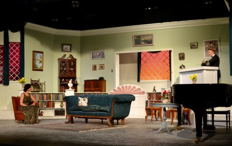 "BVU Theatre presents ""Blithe Spirit"""