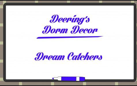 Deering's Dorm Decor: Dream Catchers