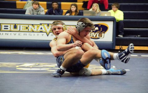 Winter sports preview: BVU wrestling