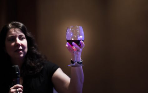 BVU hosts annual Wines of the World for graduating seniors