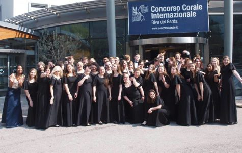 BVU Concert Choir brings home first and second place from Italy competition