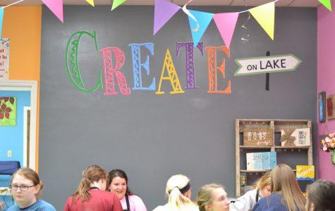 SAB hosts event at Create on Lake