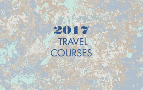 2017 Travel Courses
