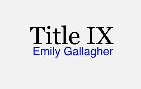 Emily Gallagher hired as Title IX Coordinator