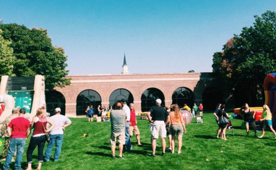 Buena Vista University hosts annual Family Weekend