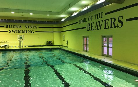 Finkbine Natatorium once housed collegiate swimmers