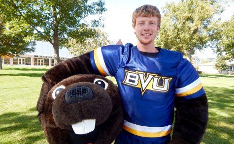 Unmasking the mascot: Buford speaks
