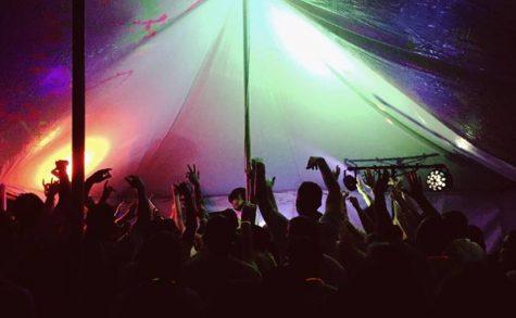 SAB kicks off #BVU125 with Sunday night Paint Rave