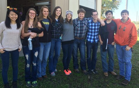 ALPS takes trip to Beyond the Cross Ranch