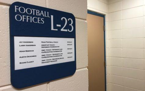 Anderson hands in resignation as BVU Head Football Coach
