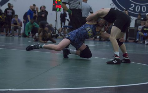 BVU wrestling team hosts BVU Open
