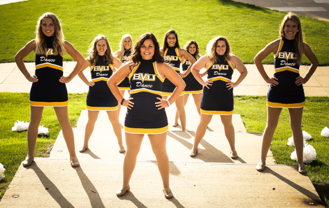 Dance Team to Perform at the Iowa Energy Basketball Game