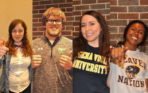 Student Body votes for Student Senate Executive Board