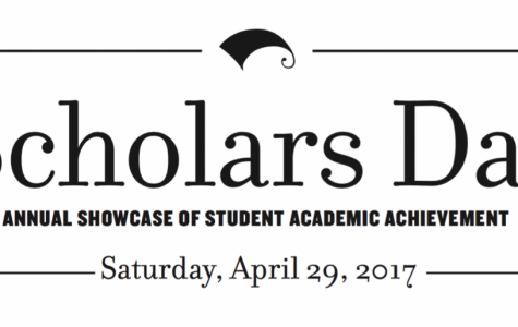 Changes for BVU's 2017 Scholar's Day