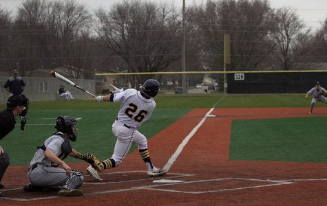 Baseball opens home season with a pair of wins
