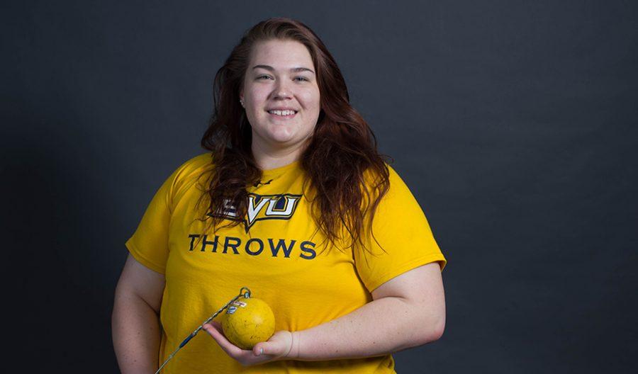 Whos who in Beaver sports: Cristyn Eischeid