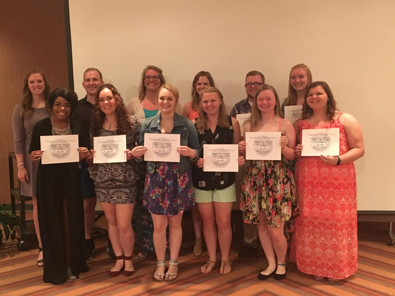 Students and Community Members Are Recognized for Their Service to Others