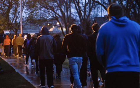 BVU Marches Against Sexual Assault