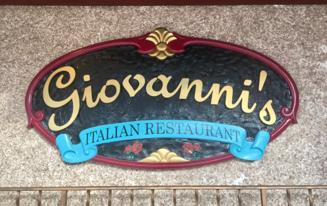 """What's the Scoop?"" Giovanni's: An Italian Addition to Storm Lake"