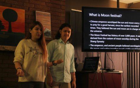 "BVU students host ""Moon Festival"""