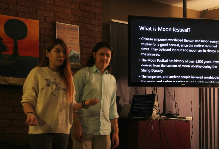 "BVU students host ""Moon Festival"""