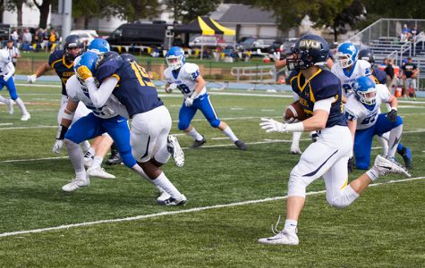 Beavers Homecoming Ends in Defeat