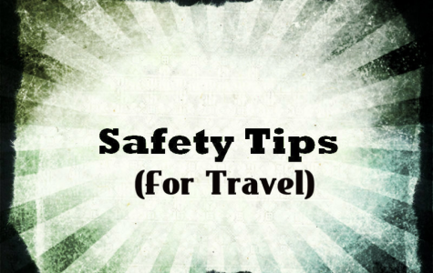 Safety Tips from Campus Security:  Thankful for Safe Travel
