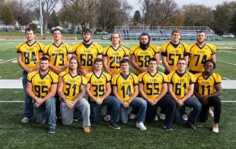 "Beaver Football Seniors ""Build the Dam"" For Their Younger Teammates"