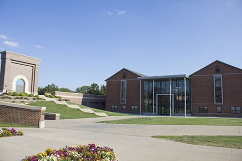 BVU Board of Trustees Announce $15.1 Million Forum Renovation