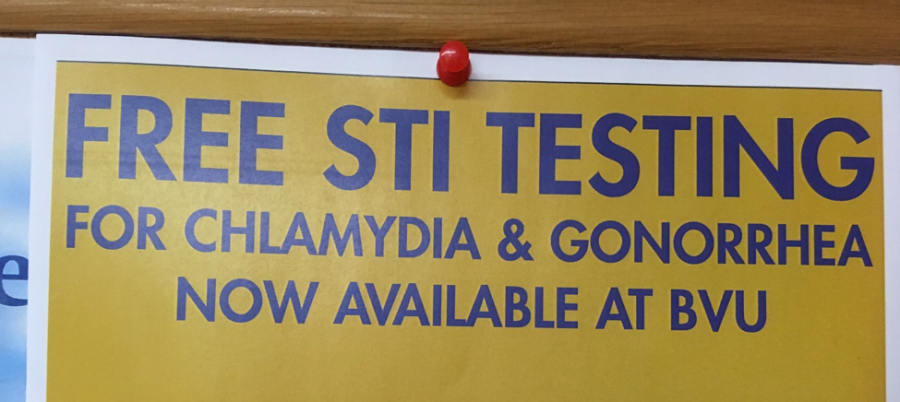 Free, anonymous STI testing offered
