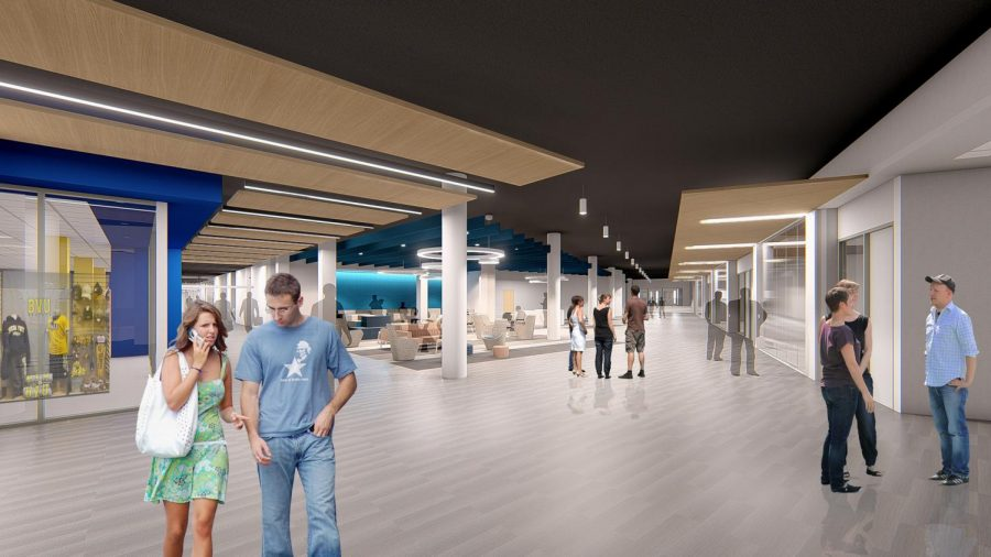 BVU plans for forum remodel