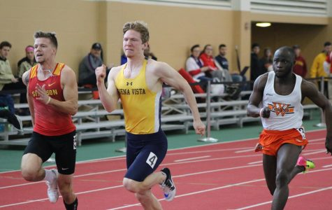 BVU track athletes set multiple personal records, break BVU records