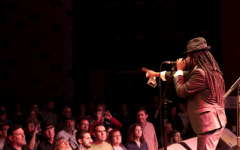 Reverend Sekou brings Arkansas Delta Blues to Schaller Chapel at BVU