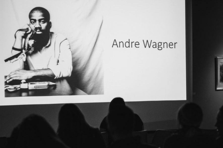 Andre Wagner, NYC street photographer returns to BVU