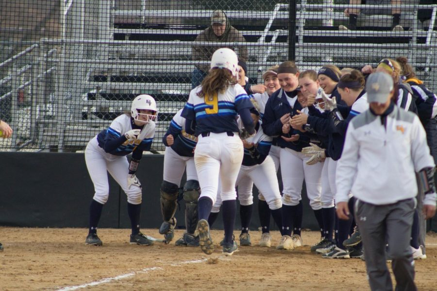 BVU Baseball and Softball teams face off against IIAC rivals