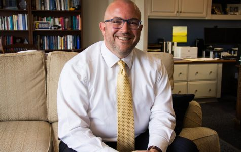 President Joshua Merchant to be inaugurated as BVU's 18th President on May 4th