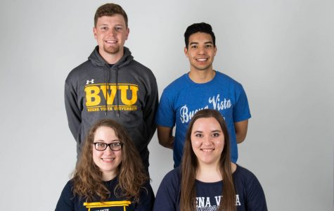 New Student Senate Leadership Elected for 2018-2019 School Year