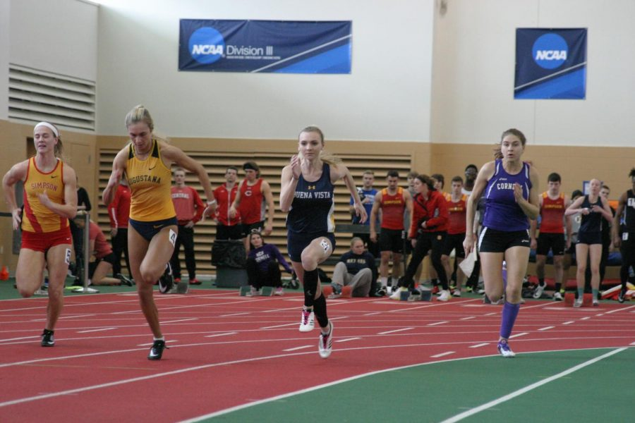 BVU Track and Field 2018 Season Recap