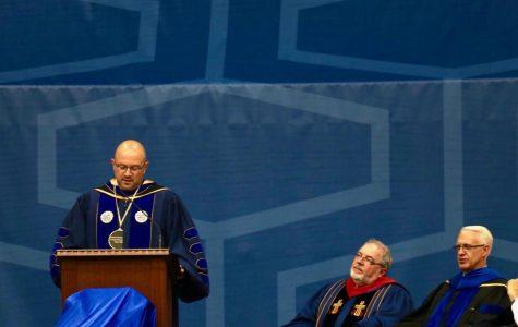 Buena Vista University Inaugurates 18th President Dr. Joshua Merchant