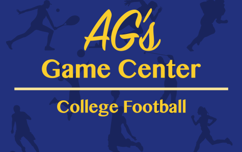 AG's Game Center: College Football